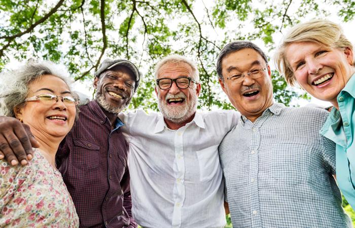 Mission Statement - Assisting seniors, caregivers and persons with disabilities to achieve improved health and greater independence.
