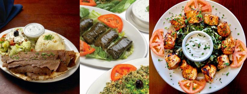 zeytin turkish restaurant & bar - — Partial Menu —