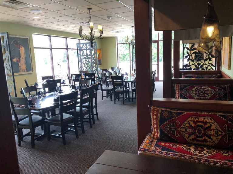 banquet & private event space -