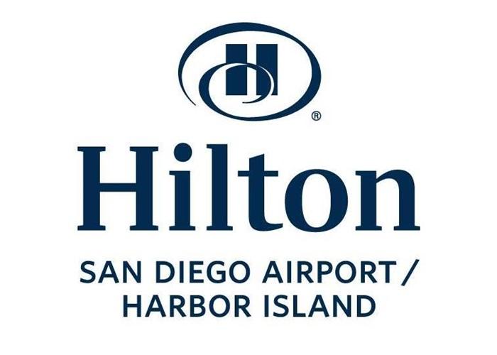 Hilton San Diego Airport Harbor Island logo.JPG