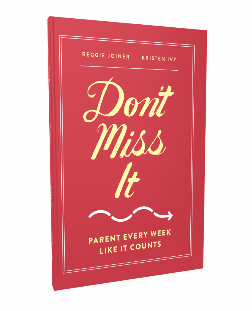Don't Miss It: Parent Like Every Week Counts