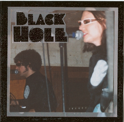 Black Hole S/T CDR studio recordings of short-lived darkwave band like Suicide, Screamers, Metal Urbain- $6