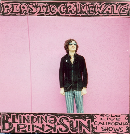 "PCW ""Blinding Pink Sun"" CDR live solo shows in CA - $6"