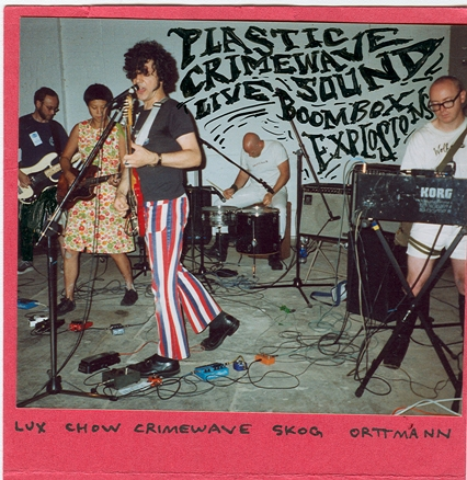 "PCW Sound ""Live Boombox Explosions"" lo-fi blown out live jams from old band $^"""