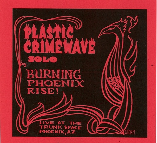"""Burning Phoenix Rise!"" CDR Solo live show $6"