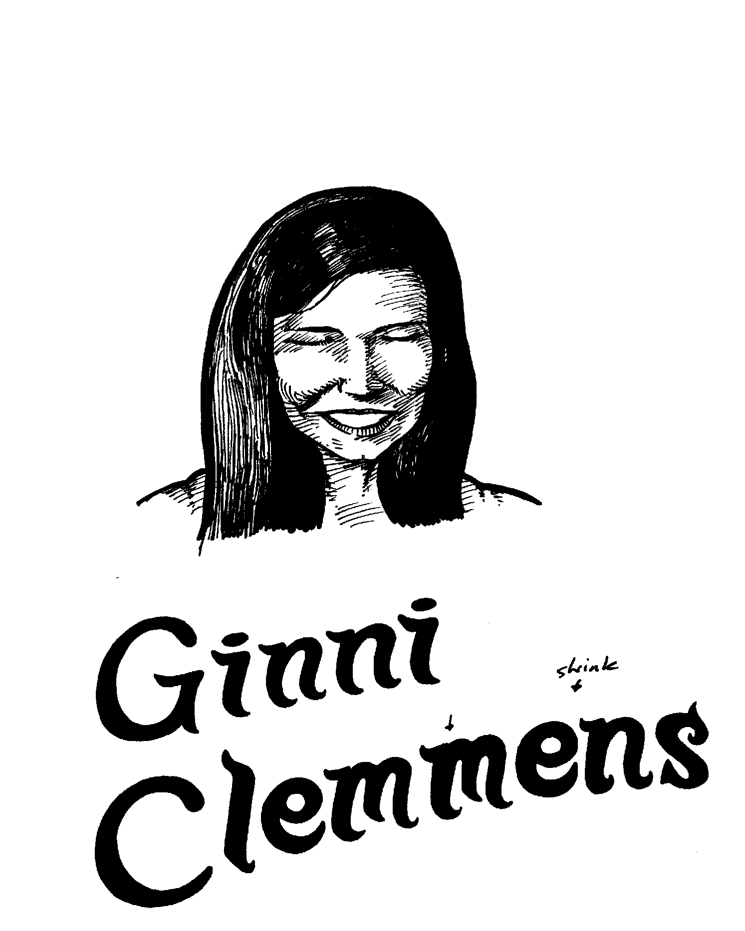$200 Ginni Clemmens and logo used in Secret History of Chicago Music