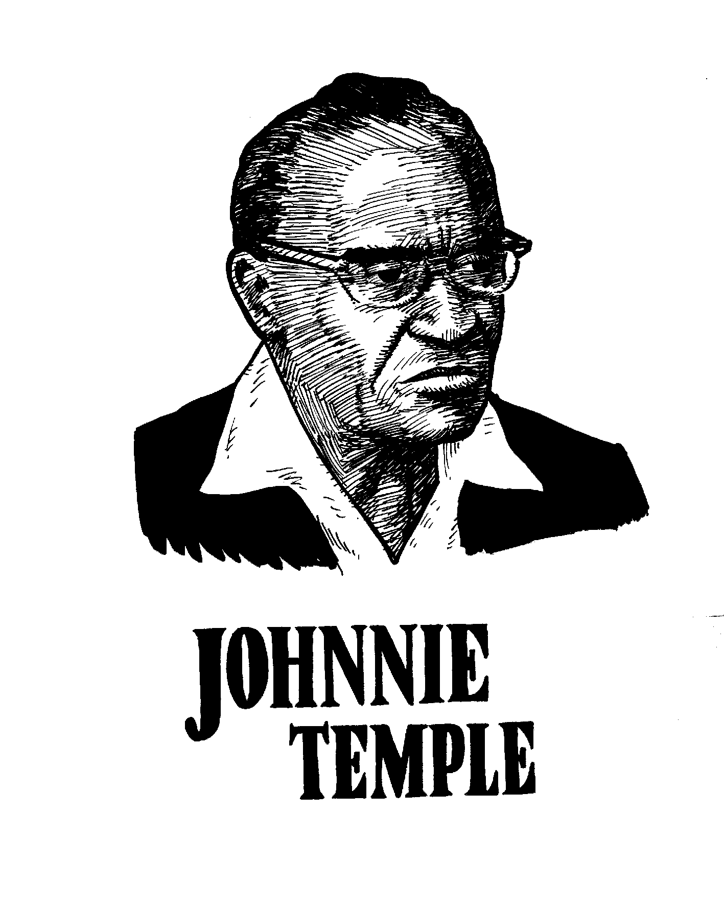 $250, Johnnie Temple and logo used in Secret History of Chicago Music