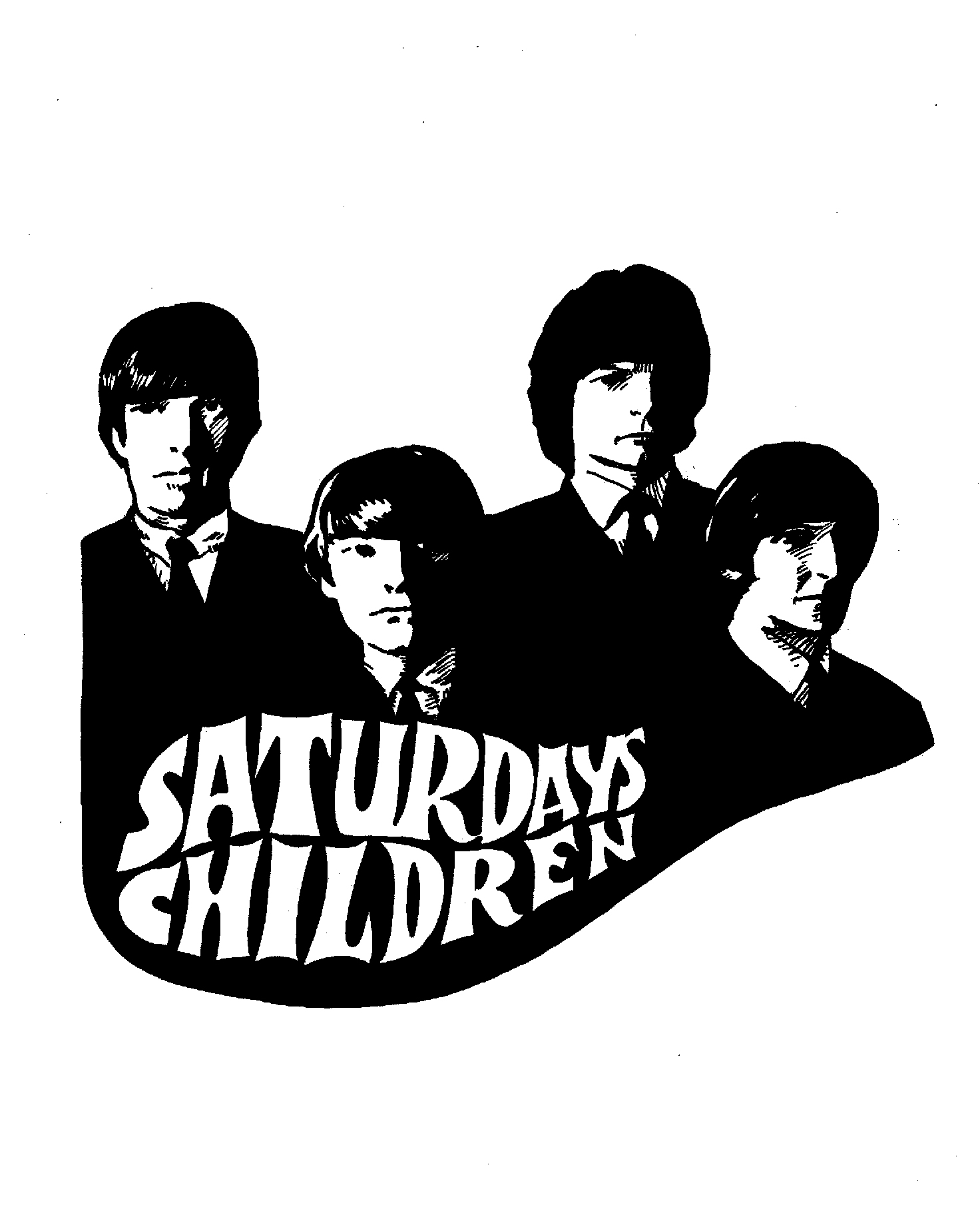 $250, Saturday's Children and logo used in Secret History of Chicago Music