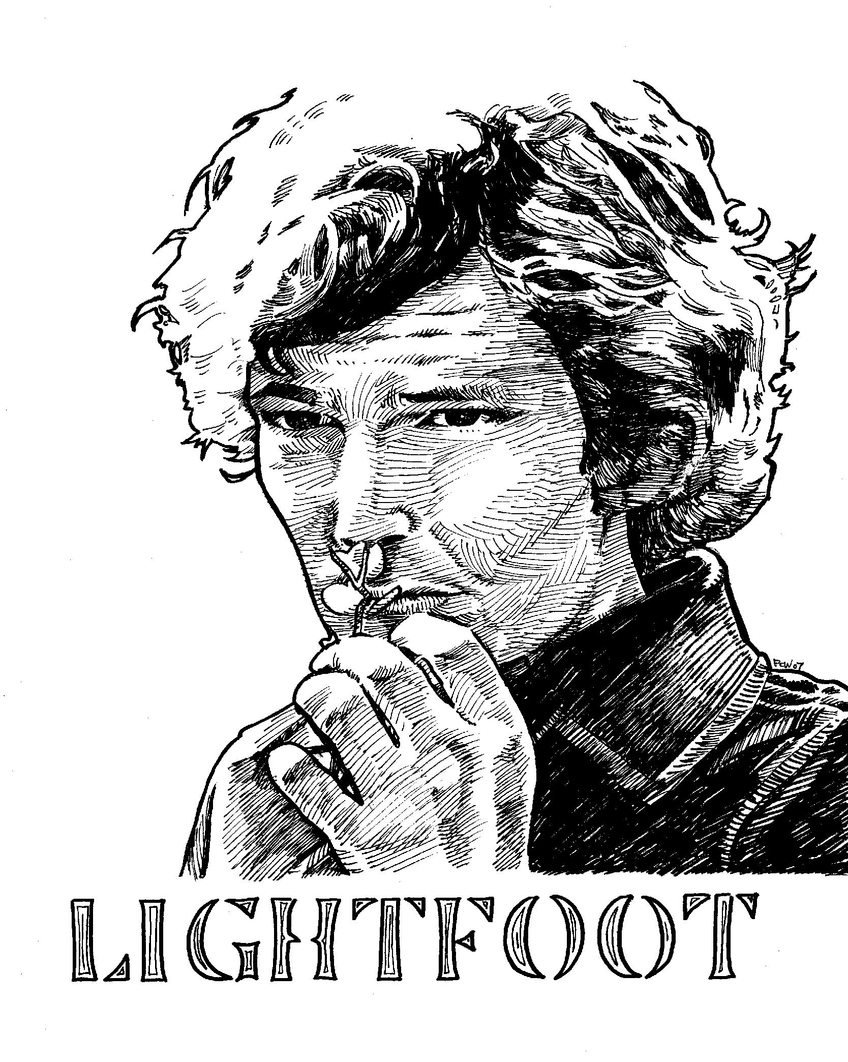 $300, Gordon Lightfoot for GZD