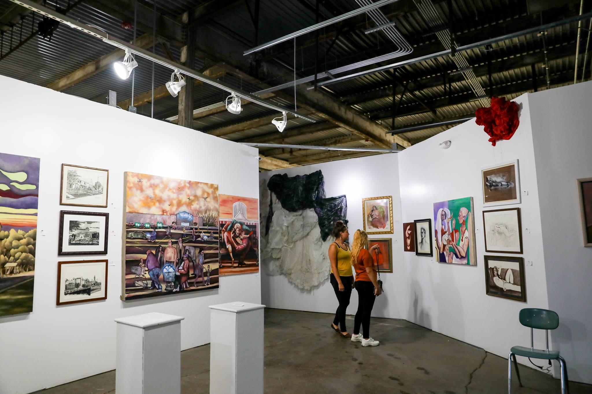 Chromedge Studios - 27 Art Studios + Gallery