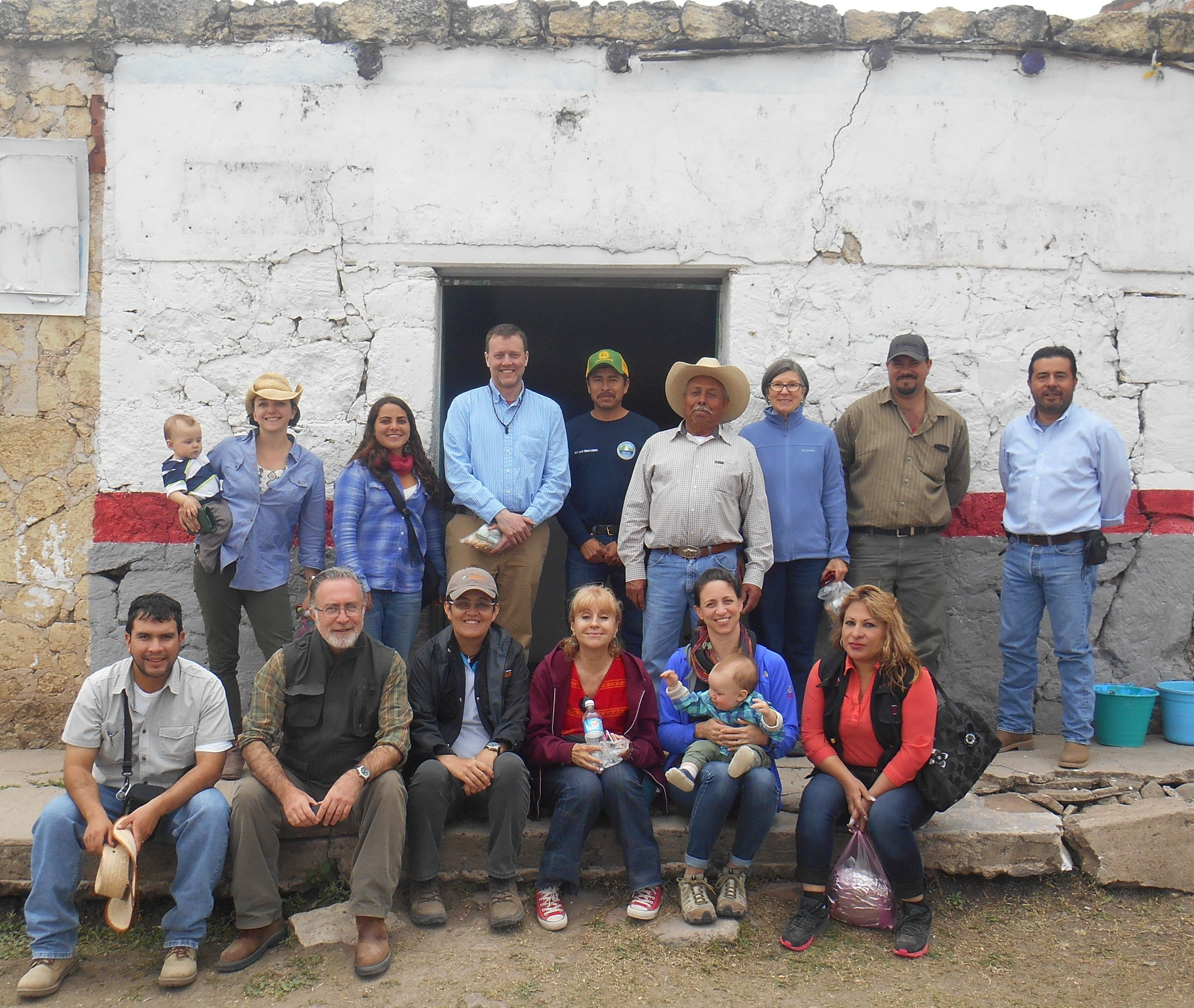 """""""My main reason for participating is the commitment I have to the projects in the Laja Basin with the vision of expanding the borders of collaboration in this case with Willamette groups.""""  -Agustin Madrigal, Salvemos al Rio Laja"""