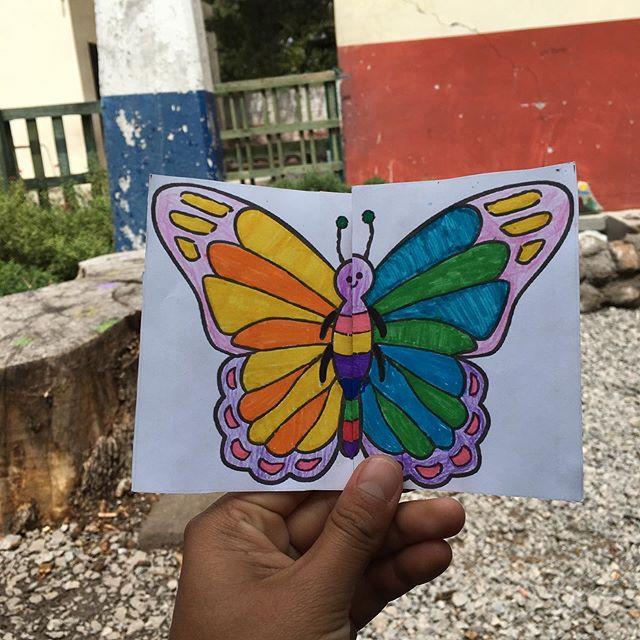 Día 6: Visitando las escuelas Montes de Oca y Fragua con Audubon de Mexico @audubonsociety  Day 6: Visiting the schools Montes de Oca y Fragua con Audubon de Mexico @audubonsociety