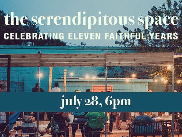 Happy Birthday to us! 🎺🎈🎉 Soma Vida turns 11 this July, and we're gathering to celebrate the journey. Join Founder Laura Shook Guzman @ConsciousAmbition as we honor the many seasons of this intentional, healing space. 💛 Laura will speak, and we'll have an open mic for you to share your stories. There will be live music and we'll have free drinks for the first 50 attendees, compliments of @HyeRum. Food trucks on site as well. 💛 More vendors and sponsors to be announced soon! —  click link in bio to RSVP. . . . . . #birthdayvibes #bizmilestone #somavidalife #coworkingspace #womenwhocowork #atxfounder #wellpreneur #wellworking #austinwellness