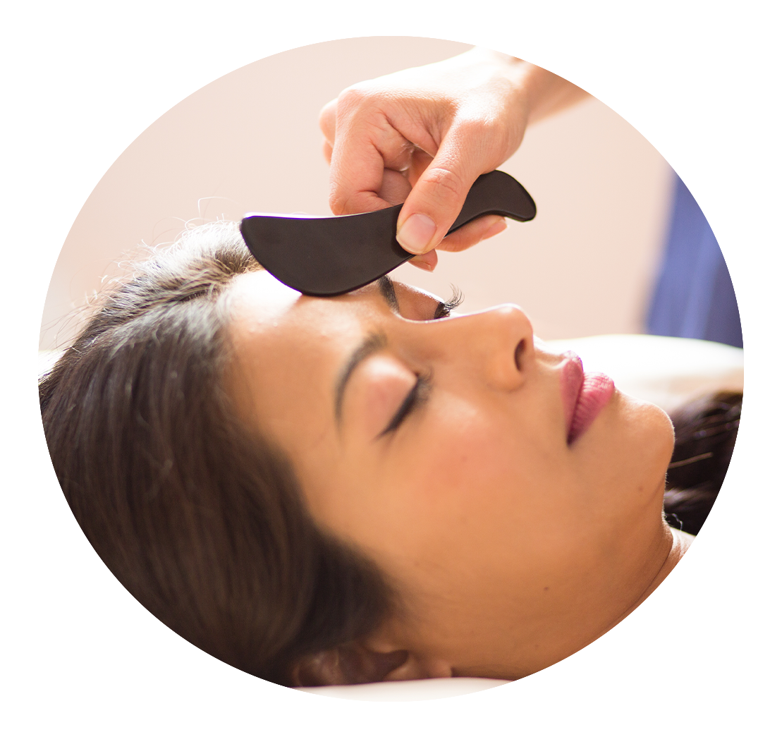 Face & Body Rejuvenation - Acupuncture works to restore a state of natural balance in the body so that the body can heal itself as it is designed to do.Learn More →