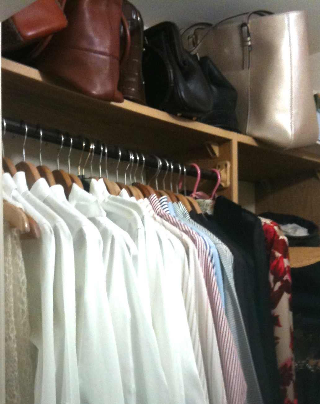 Resetting the Wardrobe - an assessment of the current seasonal clothes in the closet
