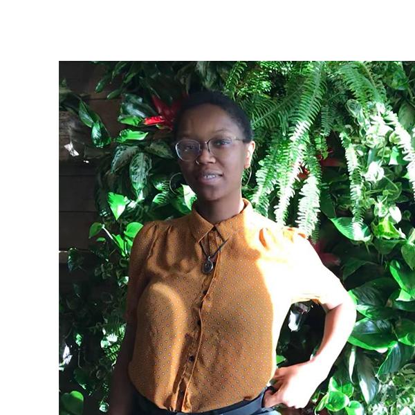 Jeannine Dillard - Jeannine is a professional chef and women's activist.
