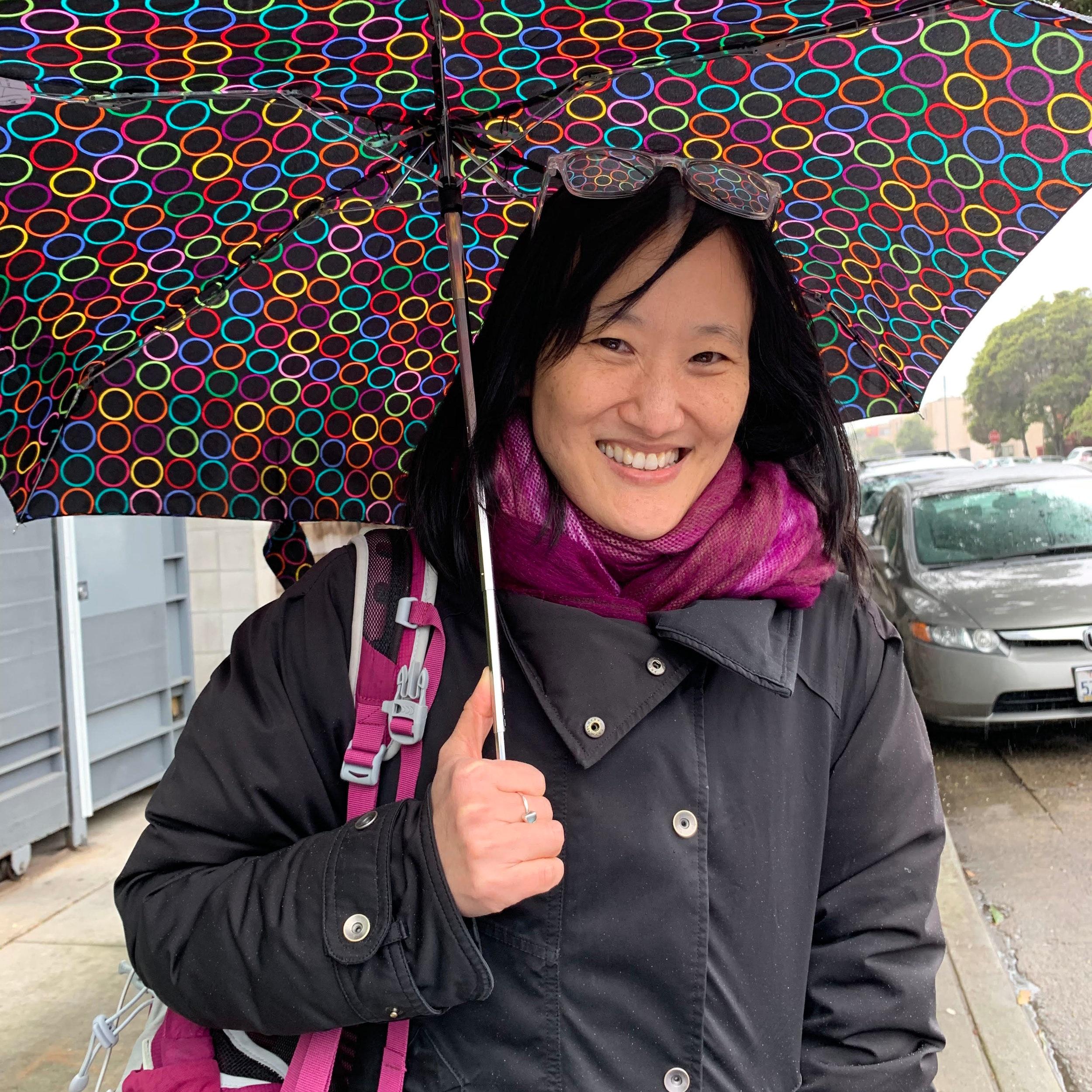 Jennifer Huang - Outreach Coordinator