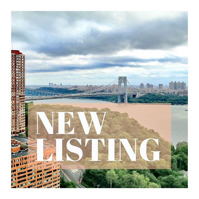 New Listing in #FortleeNJ High Rise Luxury Building 👀 Luxury Building, amenities, this space 4-5 bedroom co-op. 180 ft terrace, #Manhatten and New Jersey Views. This is a very unique unit since there is not one room that does not have a view. Here is a snapshot of some of the conveniences of this home (lifestyle) choice: ⠀⠀ ⠀⠀ 24-hour security deliveries- safe place waiting for you! ⠀⠀ No shoveling in the Winter 🌨⠀⠀ Park Attendance bring your car 🚗 out⠀⠀ Indoor/ Outdoor Pool 🏊‍♂️⠀⠀ Gym (with classes) 💪⠀⠀ Library 📚⠀⠀ Movie Night /Room 🍿⠀⠀ Conference Room⠀⠀ Rental for Party 🎉⠀⠀ Maintenance 24 hours ⚒⠀⠀ Management office on site⠀⠀ Every room has a Terrace 🌱⠀⠀ ⠀⠀ ⠀⠀ Price: $1,299,000