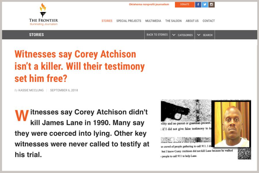 Witnesses Say Corey Atchison isn't a killer.Tulsa.Attorney.Joe Norwood.png