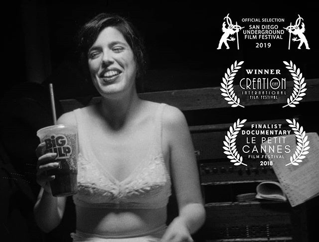 PRISCILLA & HER SISTERS is an Official Selection at the 2019 San Diego Underground Film Festival  #STANDARDFANTASTICPICTURES #TijuanaCinema #16mmfilm #kodak_shootfilm #kodak #kodakvision3 #shamelessripoffofbiggulpfromtalesfromgimlihospital