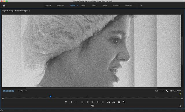 Same face I make while I edit.  #STANDARDFANTASTICPICTURES #TijuanaCinema #16mmfilm #kodak_shootfilm #kodak #kodakdoublex #tijuana #AnaWhoTheyPulledOutoftheRiver #mexico🇲🇽 undergroundfilm #indiefilm #arri #border #staybrokeshootfilm #filmsnotdead #filmaintdead