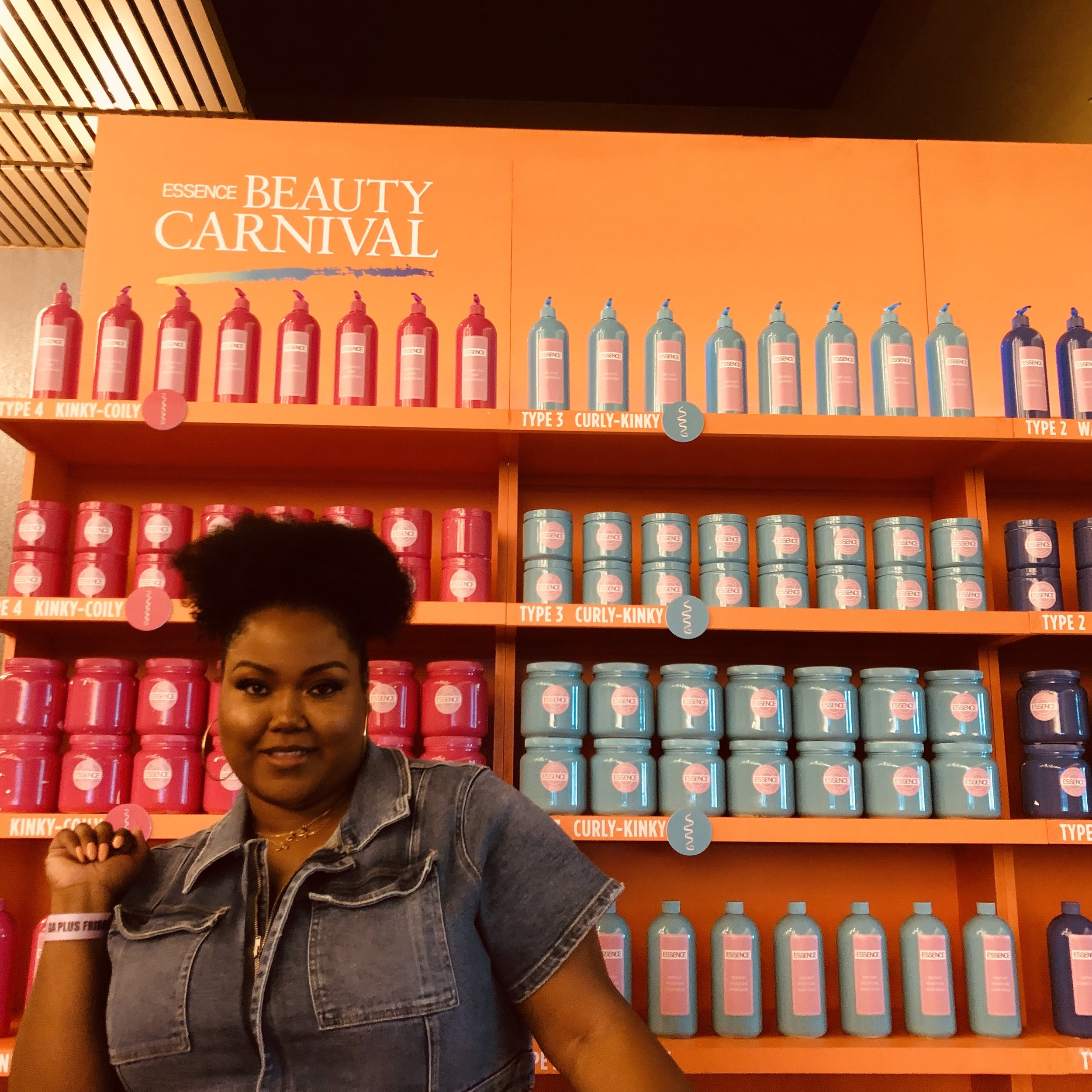 The JD Series at Essence Beauty Carnival