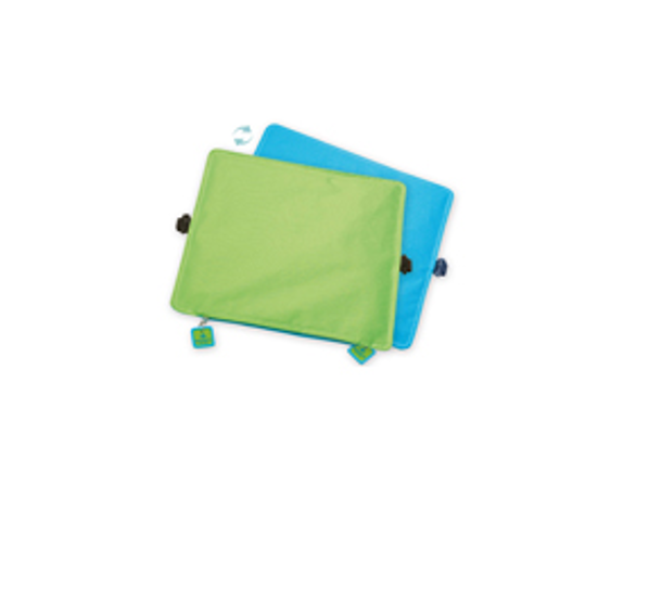 Seat Cushion With Logo - FROM £66 - Great for back ache, use it in the car on long journeys, or at your desk. When using the cushion, please note the writing on the removable inner part should always face upwards.