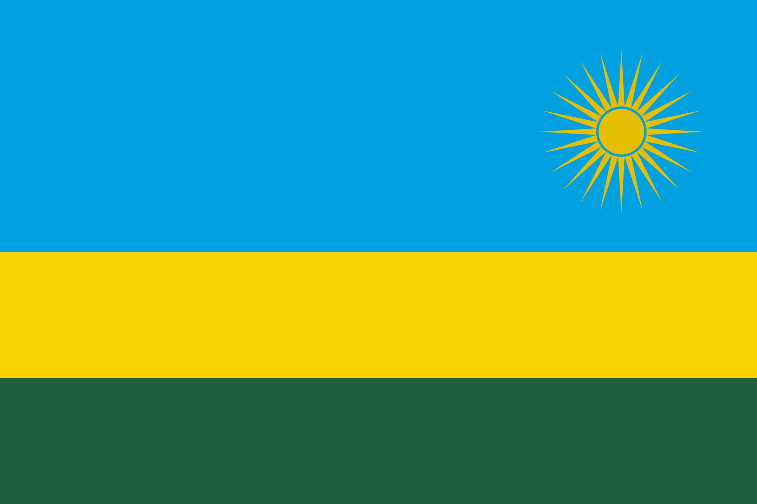 Vendredi 27 mars 2020, Kigali, Rwanda -