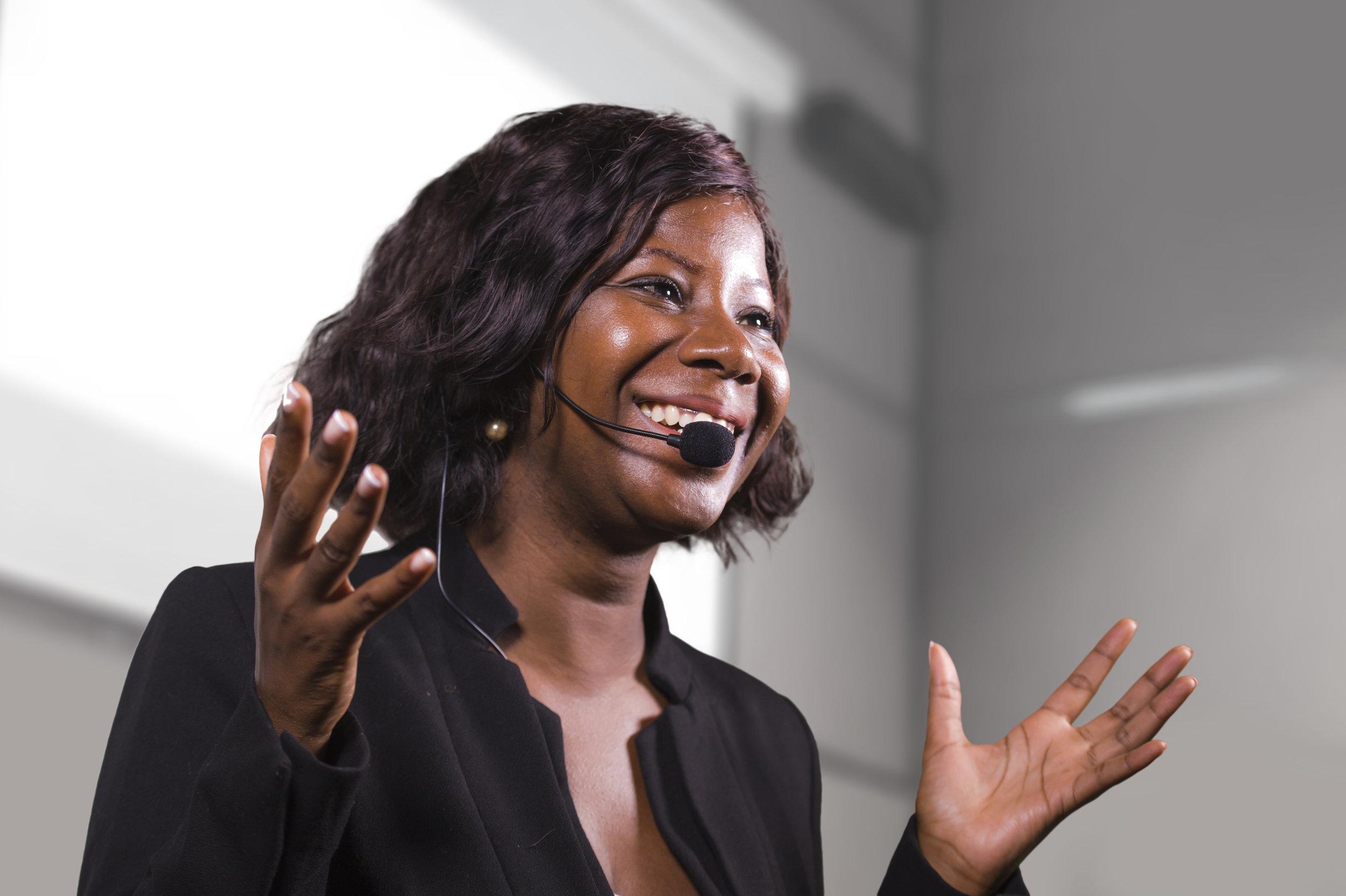 Black woman_Conference_255661474.jpeg