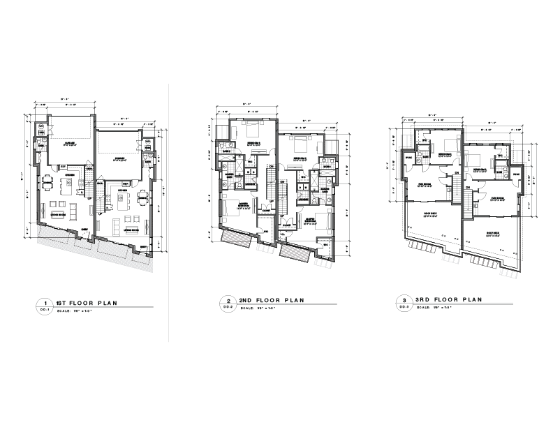 FLOORPLAN A - 2,318 SQ FT4 BEDS & 3.5 BATHS2-CAR GARAGEROOFTOP DECK$699,900CONTACT AGENT .VIEW FLOORPLAN