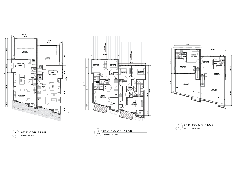 FLOORPLAN B - 2,457 SQ FT4 BEDS & 3.5 BATHS2-CAR GARAGEROOFTOP DECK$749,900CONTACT AGENTVIEW FLOORPLAN