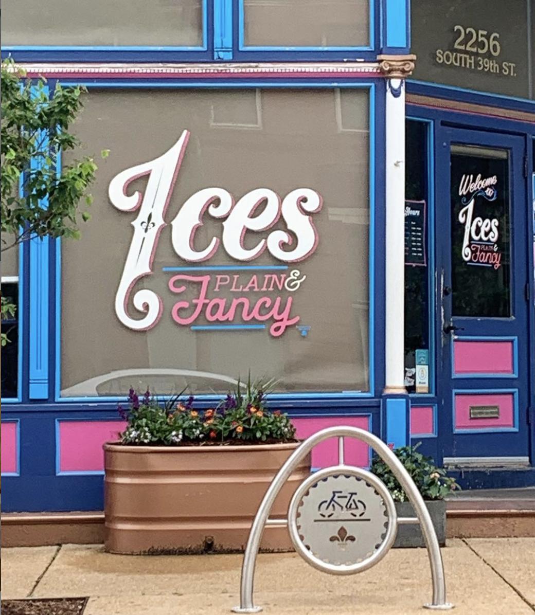 ICES PLAIN & FANCY