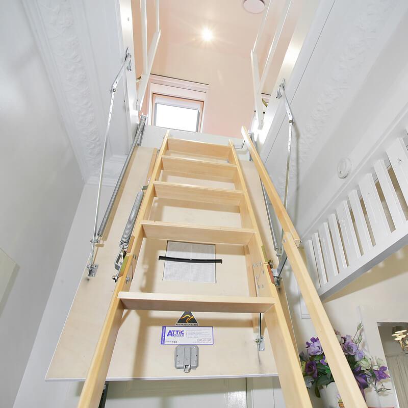 Ladders + -