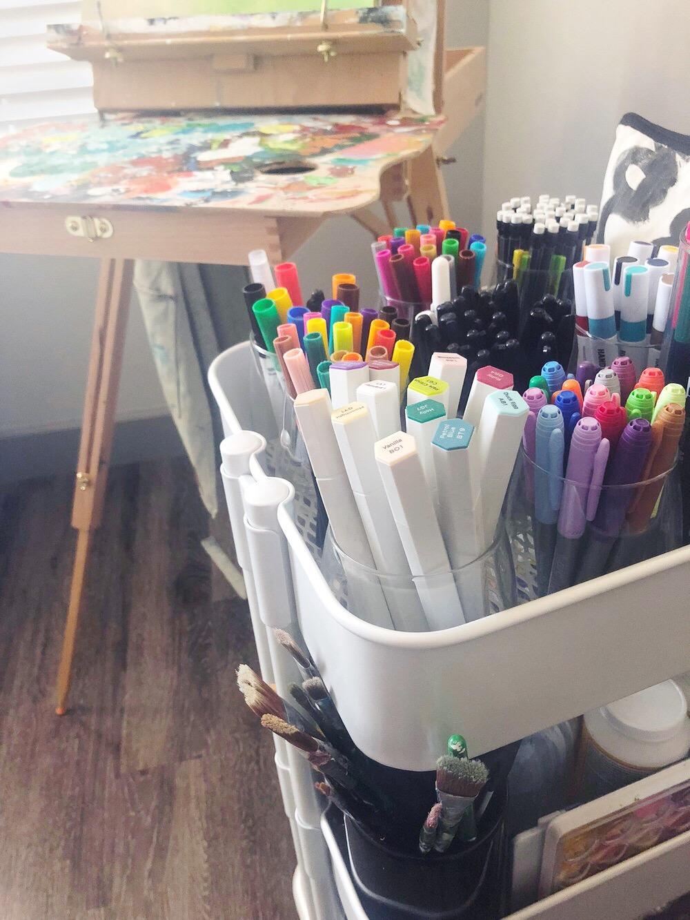 Trash To Treasure Diy Bar Cart Upcycle Art Of Trying