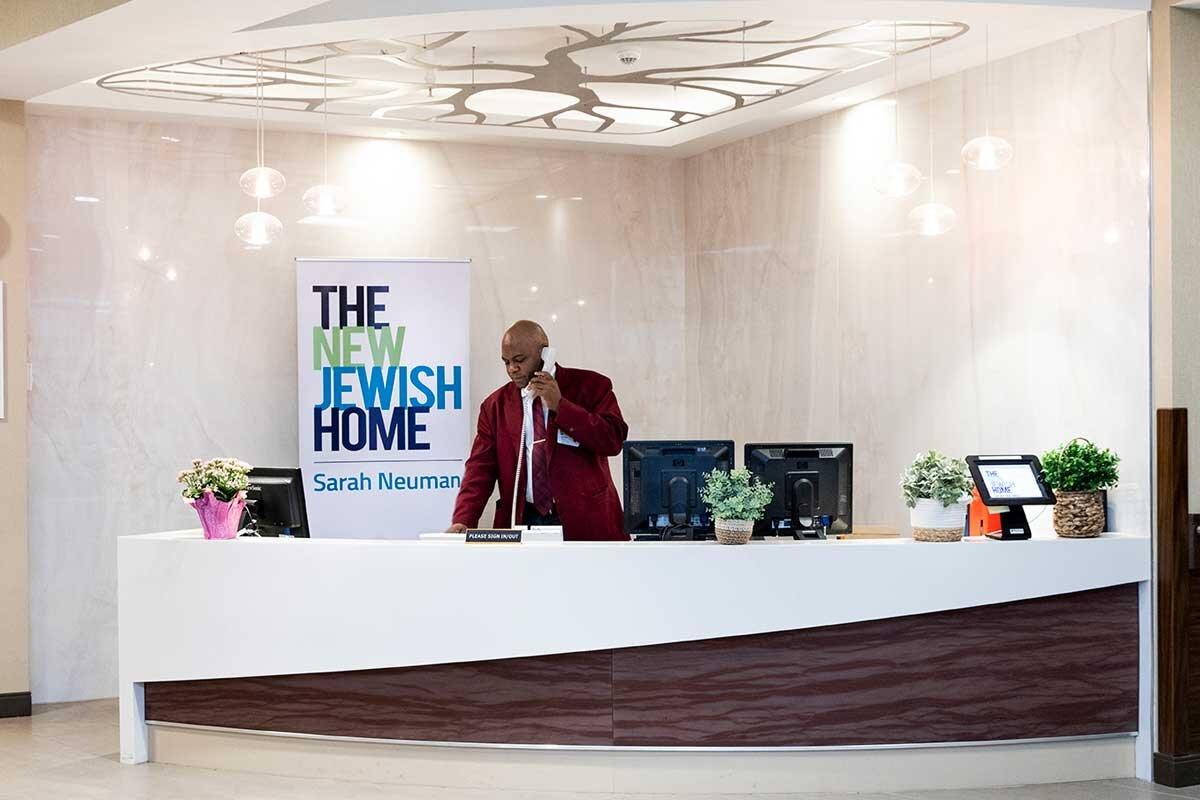 The New Jewish Home, Sarah Neuman Campus -