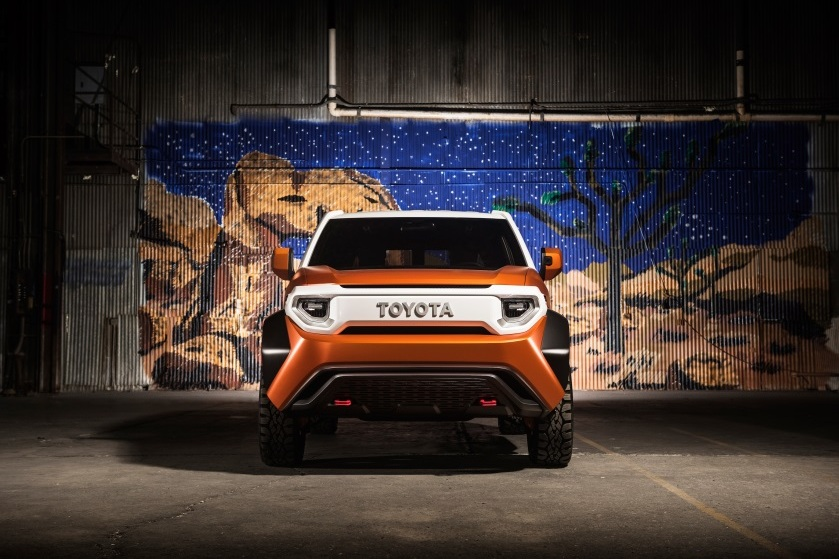 TOYOTA FT 4X RELEASE