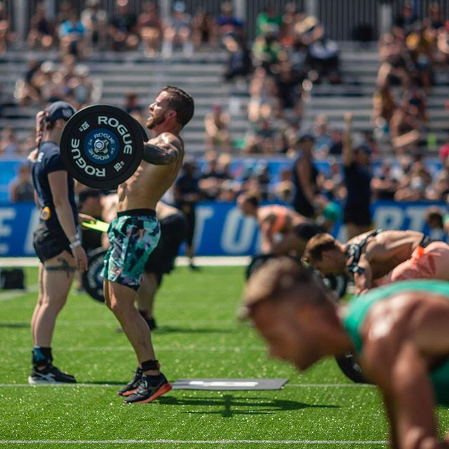 One week until the CrossFit Open Starts. This 5 week competition is the first step in the journey back to the CrossFit Games in 2020!  There were around 25,000 guys in my division last year. I'm assuming there will be around that many this year as well.  During this first round, I only need to end up in the top 200 to qualify for the next round of competition which takes place in March 2020.  After coming back (last week) from our 3 week trek to Everest Base Camp - I'm not feeling quite like myself yet, but there's still a week to go 😃💪🏻 I cant wait!!!