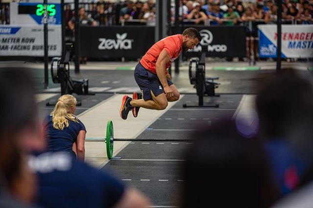 Burpees, barbells, dumbbells, rings, wall balls, rowing, handstands... Whatever the 2020 CrossFit Open brings over the next 5 weeks, I'm READY and really excited!!
