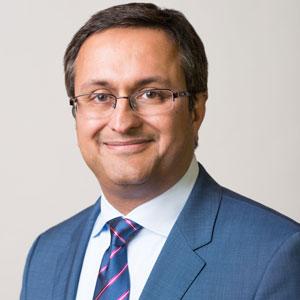 Bijoy Sagar,  Global CIO, Stryker
