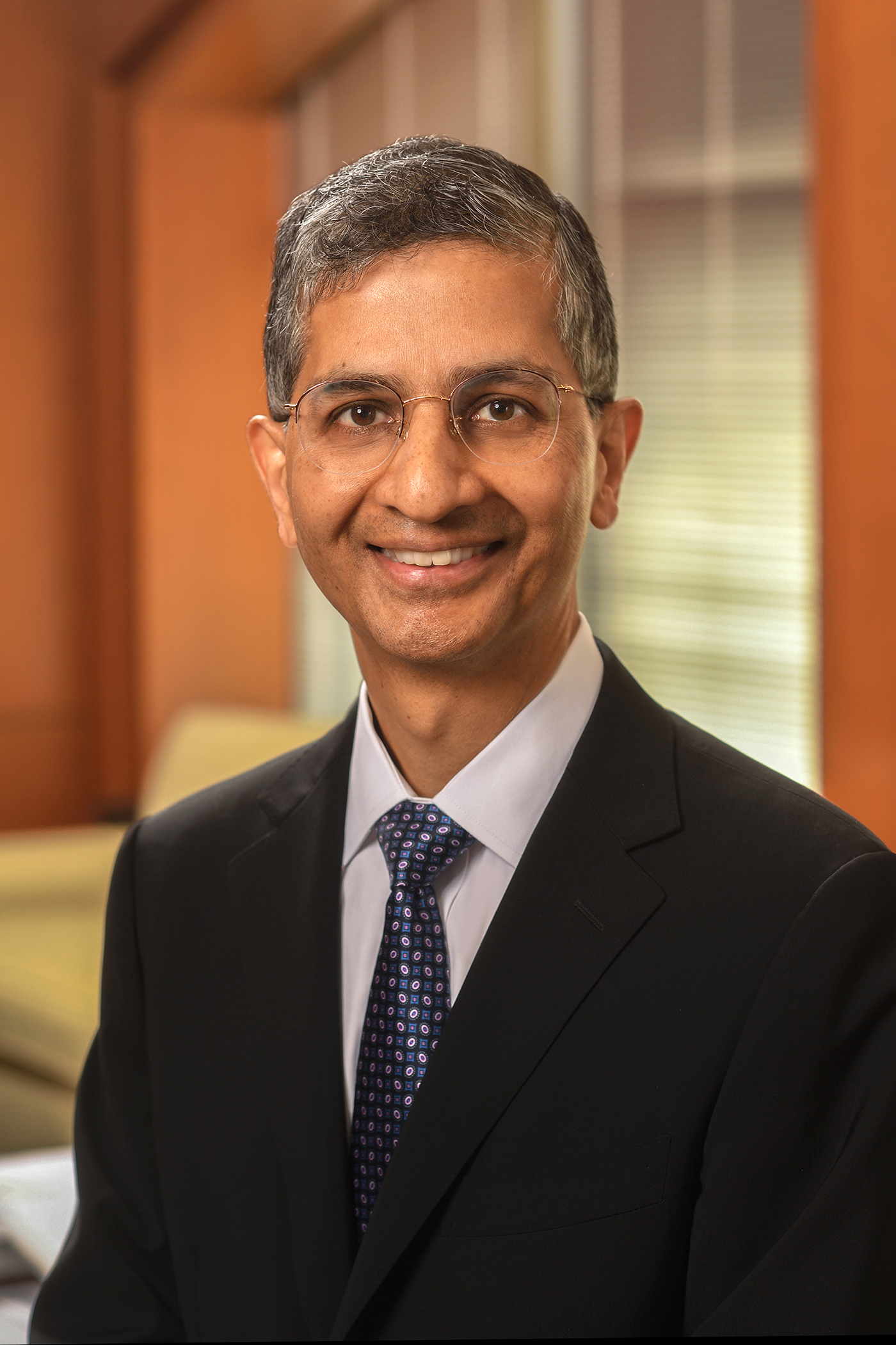 Vikas Sukhatme, MD, ScD,  Dean, Emory University School of Medicine
