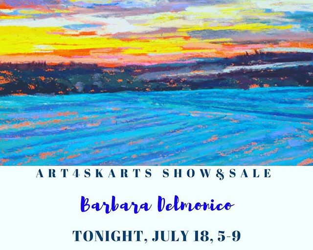 she has a gift.... come see her tonight!  Tickets & info: www.art4skarts.org  Opening reception All are welcome Purchase tickets online or at the door  Skaneateles Country Club  5-9pm  #master #artist #thankyou #payitforward #grants #stunning #skaneatelescountryclub #skaneateles #skaneateleschamber #auburnchamberofcommerce #marcelluschamber #celebratelife #july18 #66artists #130worksofart #localartists #everyonesinvited #amazing #artistshelpingartists #summer #lake #fingerlakes #upstate #ny #blessed #skaneatelesareaartscouncil  @skanartscouncil @skaneateleslife @skaneateleschamber @skaneatelescc @shop_skaneateles @auburnchamber @auburnchamberorchestra @patisserieskaneateles @elderberry_pond_restaurant @barbaradelmonico