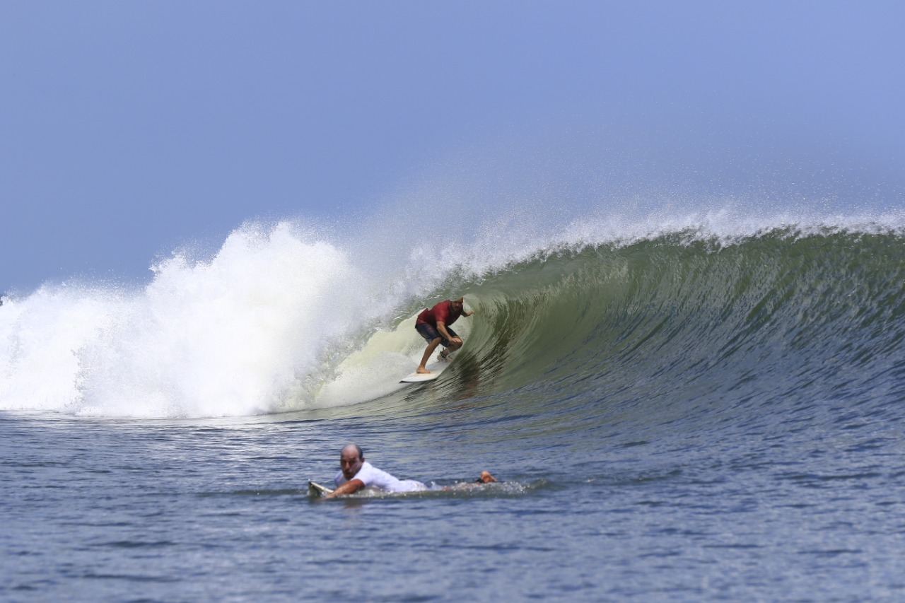 My name is Christian, I am originally from Florida but have been living here in Nicaragua for many years. Currently still an owner of a surf hotel in Central Nicaragua I decided to start guiding guest from Northern Nica to Southern Nicaragua. We will be hitting the best surf spots at the best times on the rite tides. These waves you will surf will be some of the best waves of your life! From hollow heavy heaving beach breaks to hollow points and long walls. This tour will challenge your surfing. I can promise you this will be the best surf trip of your life!