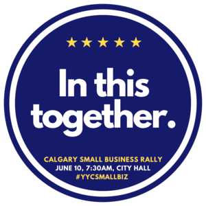 Calgary Small Business Rally - In This Together.png