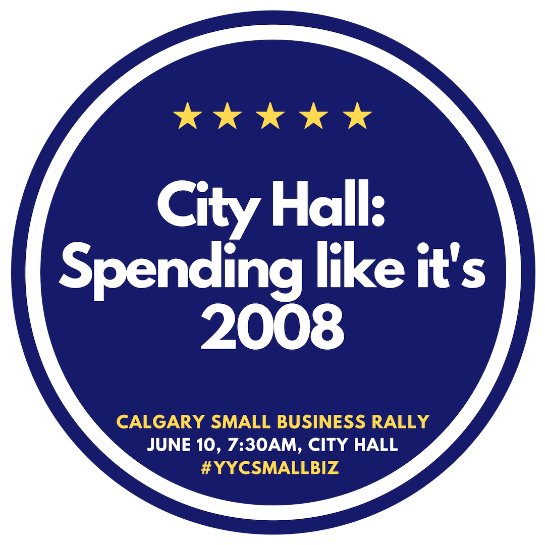 Calgary Small Business Rally - Spending Like 08.png