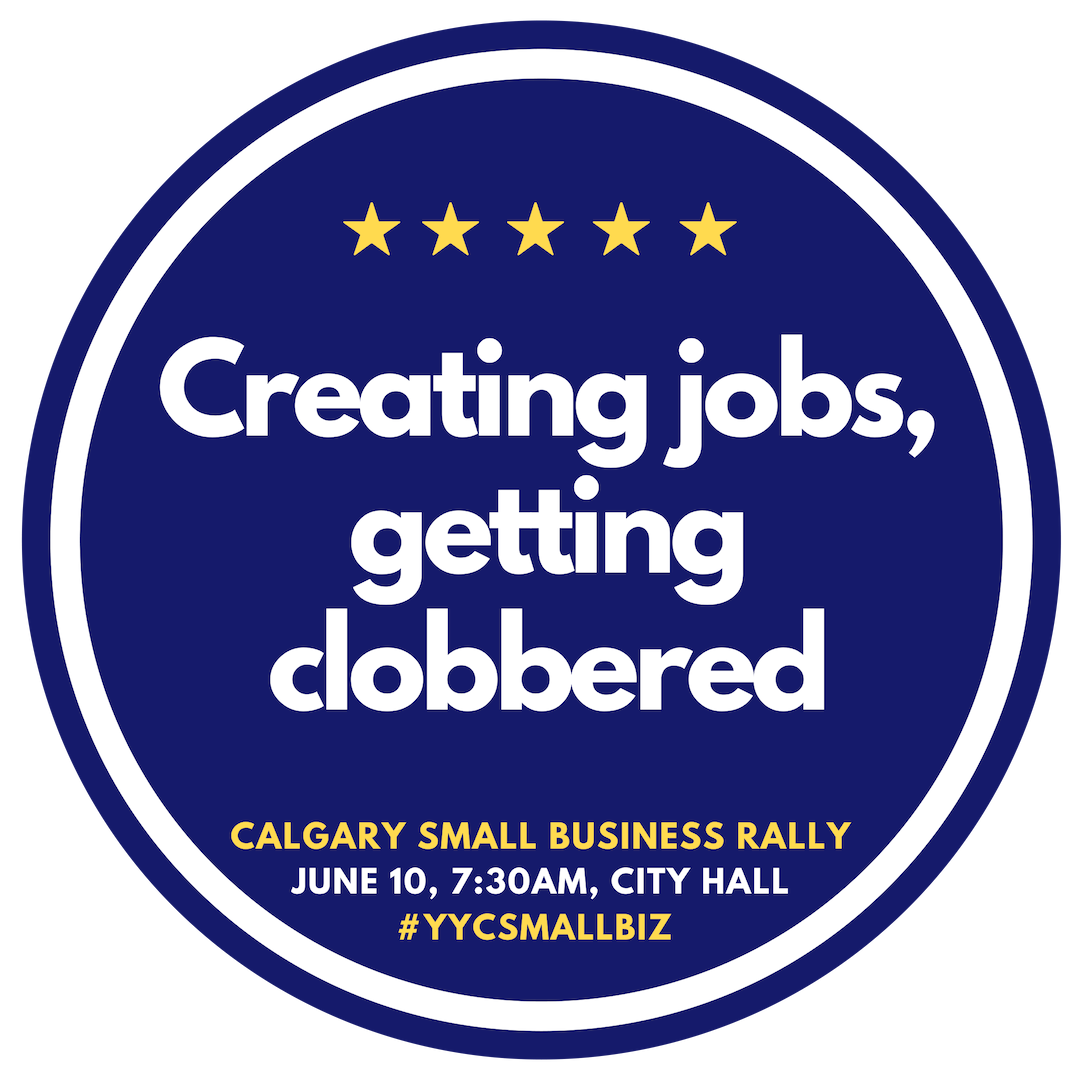 Calgary Small Business Rally - Getting Clobbered.png