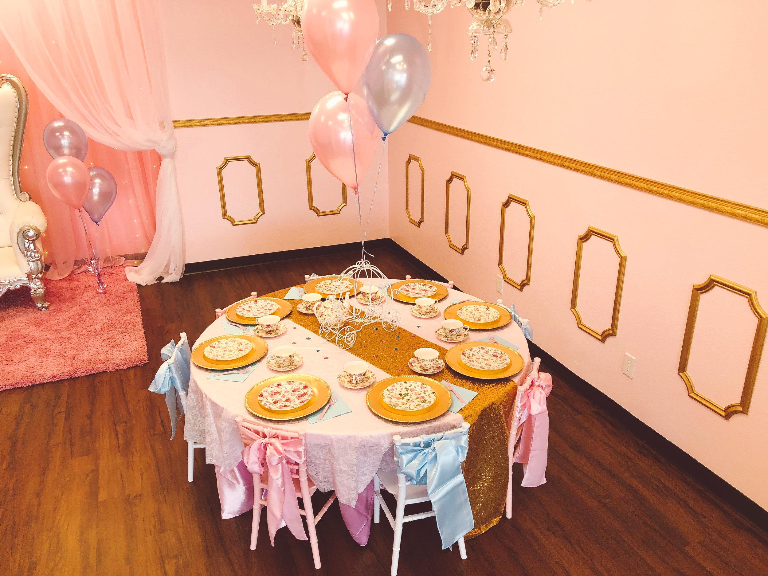 Tea Party -