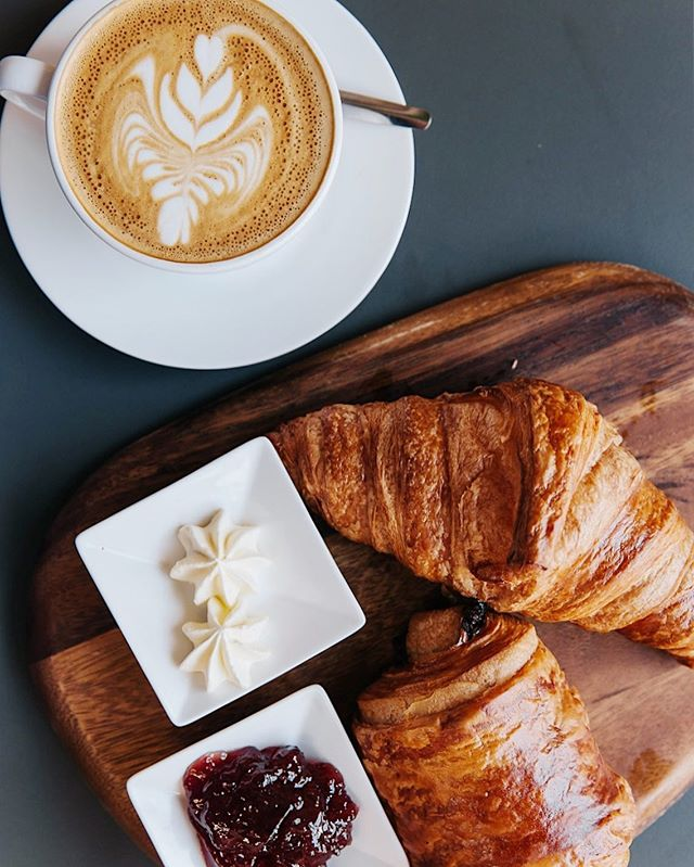 There's a real art to croissant making...and you can trust that we've nailed it! But don't just take our word for it, we'll let you be the judge, see you soon 😉