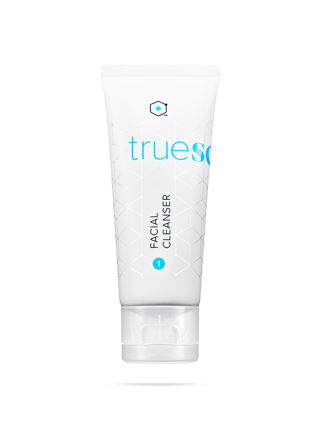 truescience facial cleanser