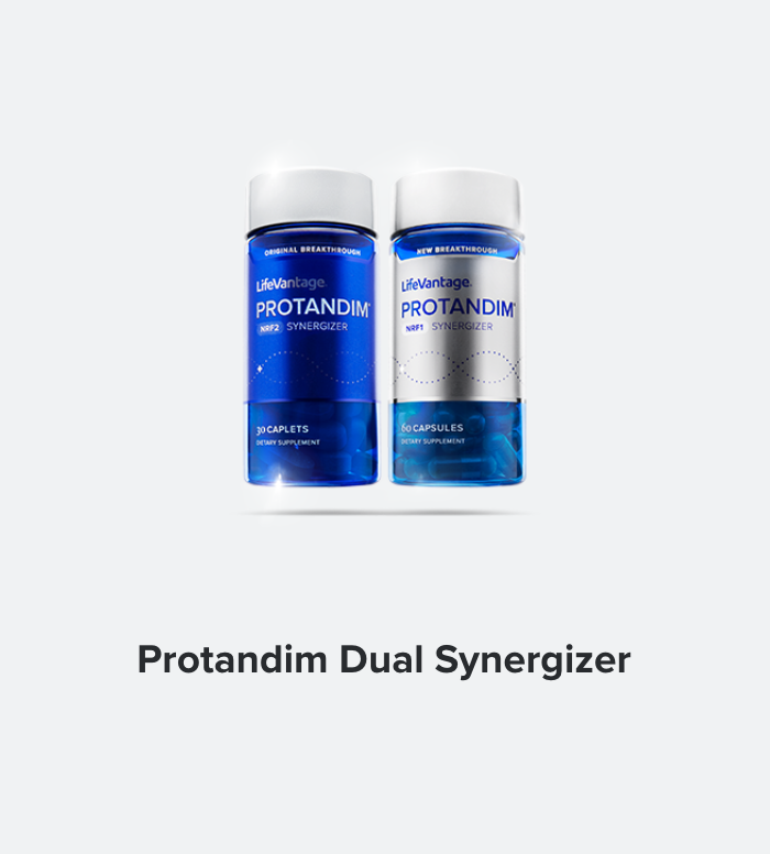 Protandim Nrf2 & NRF1 Synergisers effectively reduce oxidative stress and support mitochondria function to fight the effects of aging.   NOT AVAILABLE IN: Deutchland, Belgien, Mexico, Österreich