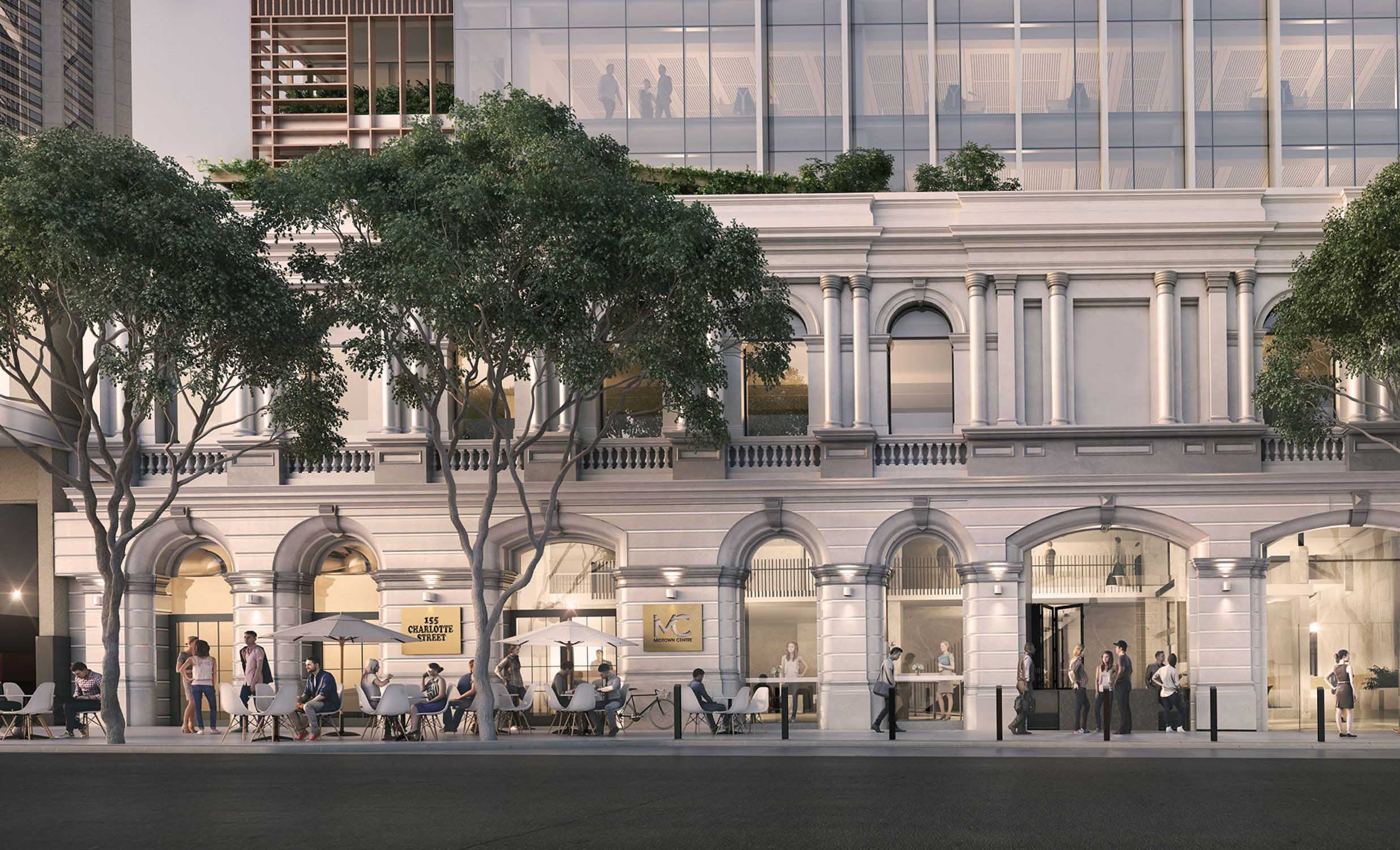 Related Project - MIDTOWN CENTRE